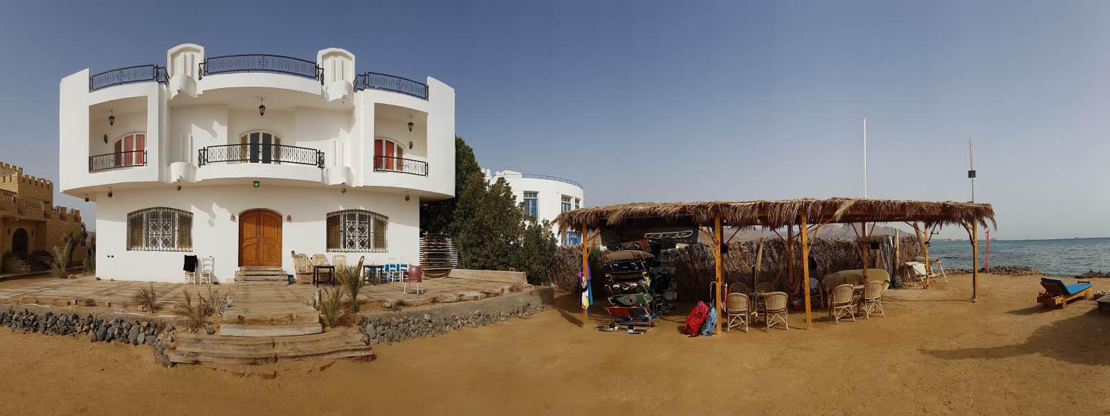 the kite villa